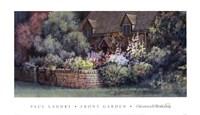 Front Garden Fine Art Print