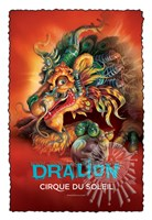Cirque du Soleil - Dralion, c.1999 Wall Poster