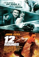 "12 Rounds - style B, 2009, 2009 - 11"" x 17"", FulcrumGallery.com brand"