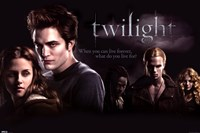 Twilight - Group 2 Wall Poster