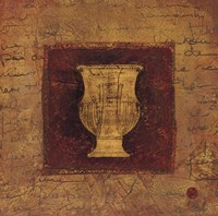 Gibus Urn II Fine Art Print