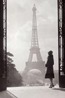 Paris 1928 Fine Art Print