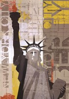 "Liberty by Mo Mullan - 24"" x 36"""