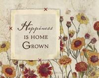 Floral Inspiration IV Framed Print