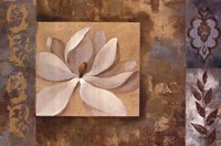 """Sunset Flower I by Silvia Vassileva - 36"""" x 24"""""""