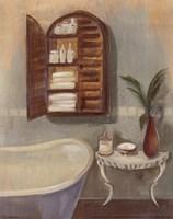 "Steam Bath II by Silvia Vassileva - 8"" x 10"""