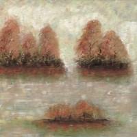 Tamarac Shores I Fine Art Print