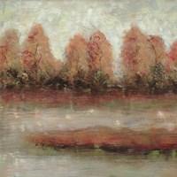 Tamarac Shores II Fine Art Print
