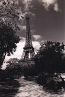 """Eiffel Tower - 24"""" x 36"""""""