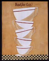 Another cup? Fine Art Print