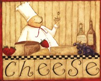 """Cheese by Dan Dipaolo - 10"""" x 8"""", FulcrumGallery.com brand"""