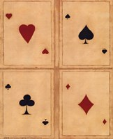 """Aces by Dan Dipaolo - 8"""" x 10"""""""