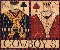Cowboys Fine Art Print