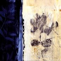 "Organic Study II by Simon Addyman - 18"" x 18"""