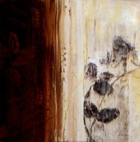 "Organic Study I by Simon Addyman - 18"" x 18"""