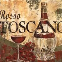 "Rosso Toscano by Maria Donovan - 6"" x 6"""