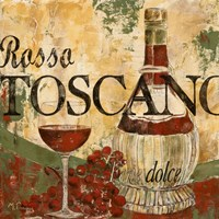 Rosso Toscano Fine Art Print