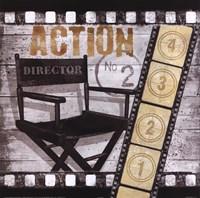 Action Fine Art Print