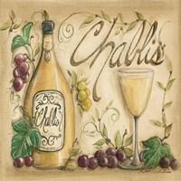 "Chablis by Kate McRostie - 12"" x 12"""