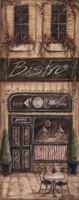 """Bistro by Kate McRostie - 4"""" x 10"""""""