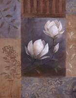 "Magnolia Spring II by Nan - 22"" x 28"""