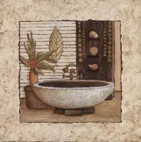 Feng Shui Bath II Fine Art Print