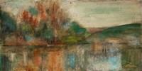 Renaissance River I Fine Art Print