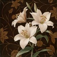 Flores Elegante IV Fine Art Print