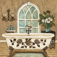 Country Bath Inn II Fine Art Print