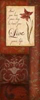 Live Your Life Fine Art Print