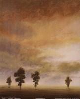 """Open Sky II by Michael Marcon - 8"""" x 10"""""""