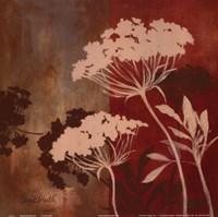 "Among the Flowers II by Lanie Loreth - 12"" x 12"""