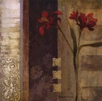 "Elegance I by Michael Marcon - 18"" x 18"""