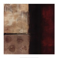 """Russet Fern II by Laurie Maitland - 28"""" x 28"""" - $24.99"""