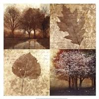 "Arcadian Grove II by Keith Mallett - 30"" x 30"""