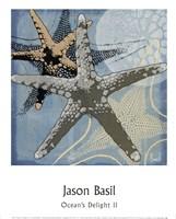 Ocean's Delight II Fine Art Print