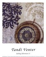 "Sailing Adventure II by Tandi Venter - 10"" x 12"""