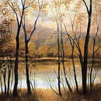 Peaceful River Fine Art Print
