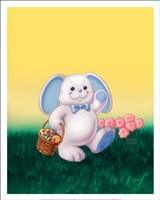 Bunny Boy Fine Art Print