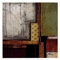 "Collegamento II by Joel Holsinger - 13"" x 13"""