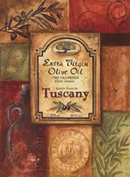 Tuscan Olive Oil Fine Art Print