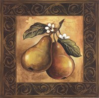 """Pear Orchard by Gregory Gorham - 12"""" x 12"""""""