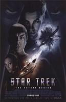 Star Trek XI - style AB Fine Art Print