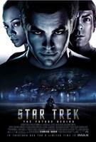 Star Trek XI - UK- style A Fine Art Print