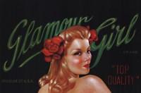 "Glamour Girl - 20"" x 16"", FulcrumGallery.com brand"