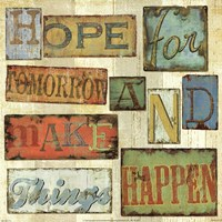 """12"""" x 12"""" Hope Pictures"""