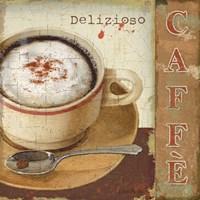 """Coffee Lovers II by Lisa Audit - 12"""" x 12"""""""