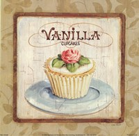 Sweet Cupcakes I Fine Art Print