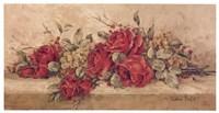 Roses To Remember Framed Print