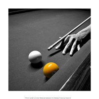 One Ball Fine Art Print
